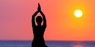 Yoga and Vegetarian Delights