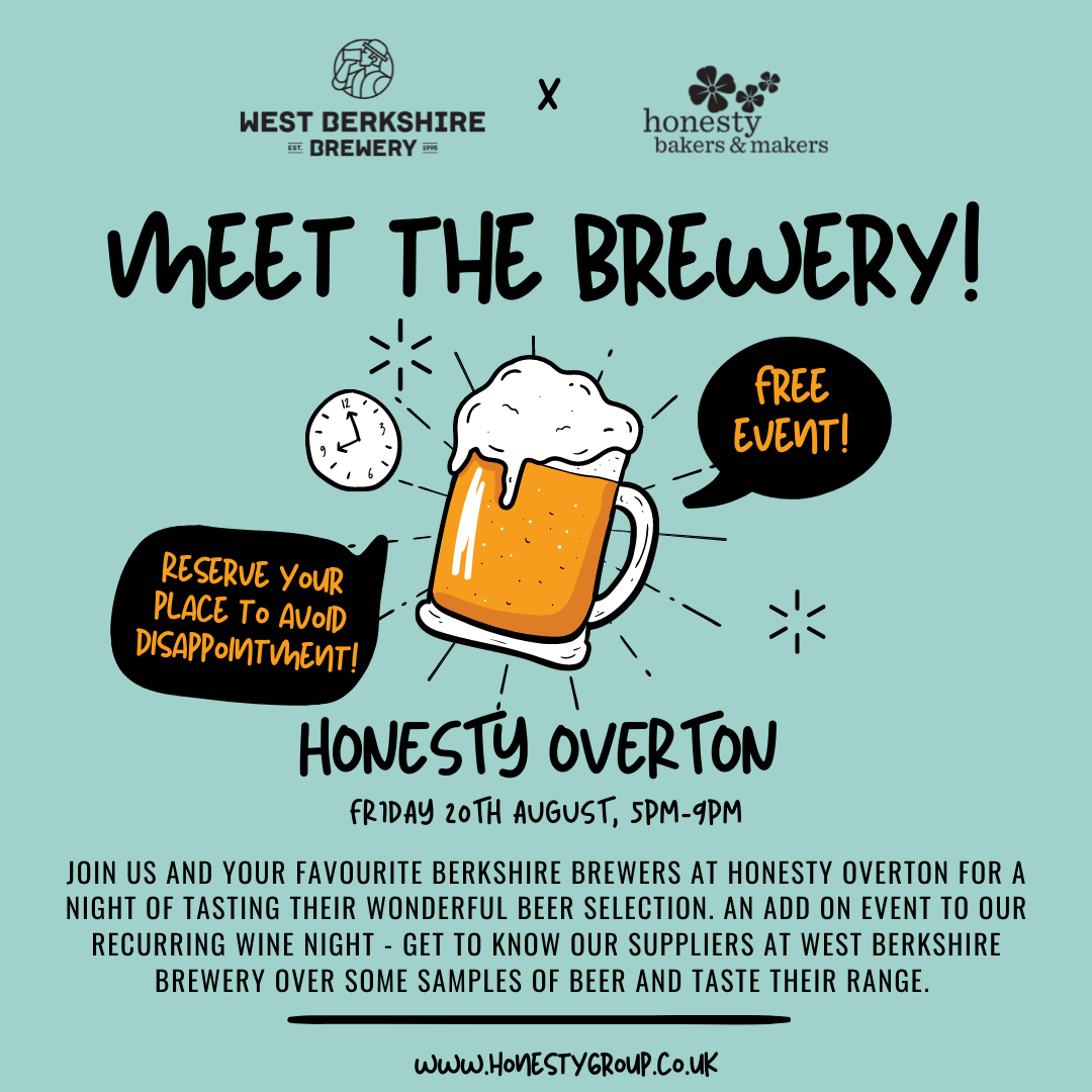 Meet the Brewery at Honesty Overton